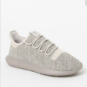 Beige Adidas Tubular sneakers: size 7